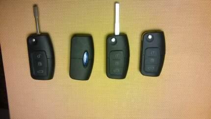 Ford Falcon Territory programming keys, PCM , BEM , ICC, Radio