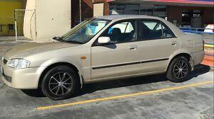 2001 Mazda 323 Sedan Chisholm Tuggeranong Preview