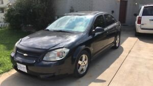 2007 Chevy Cobalt LS BLACK SEDAN SUNROOF