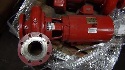 Bell & Gossett 1531 Pump - Model 4BC - 424GPM w/ 12HP Marathon Electric Motor