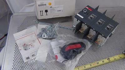 Abb 1sca120517r1001 Disconnect Switch - New In Box - Ot160ev03wp