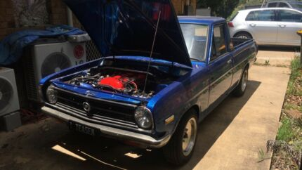 SR20 DATSUN 1200 UTE 1976 Drewvale Brisbane South West Preview