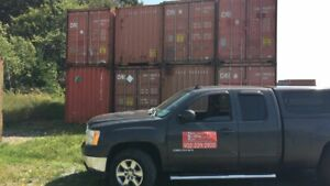 40'HC USED SHIPPING CONTAINERS / SEA CANS / STORAGE FOR SALE