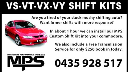 Stage 2 Shift Kit and Installation for VR-VS-VT-VX-VY Commodore Thomastown Whittlesea Area Preview