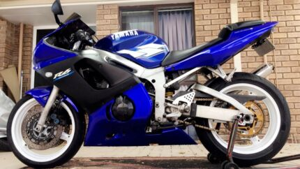 Yamaha YZF-R6 *price drop Noranda Bayswater Area Preview