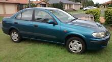 2001 Nissan Pulsar Sedan in Good Condition for Sale Forest Lake Brisbane South West Preview