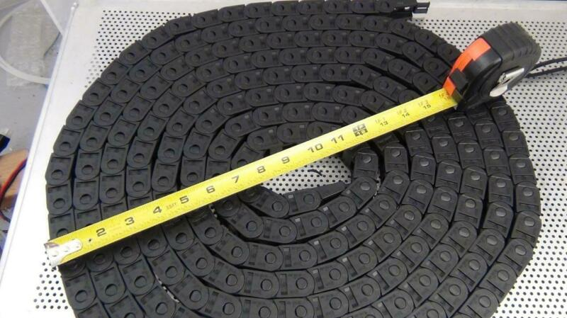 IGUS 10.015.038 Cable Carrier Chain - Approx 21 Feet Long   - NEW