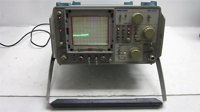 Tektronix 492 Spectrum Analyzer 50khz-21ghz Option 1 2 3 Opt 1 2 3