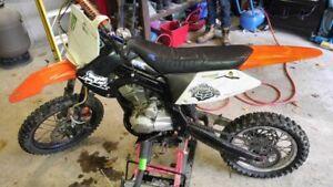 250 dirtbike