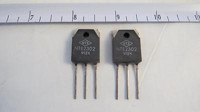 Nte2302 2-pack Npn Transistor Silicon To-3pj Subs 2sd1396-1398 2sd1290-1291 Bulk