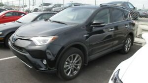 2018 Toyota RAV4 Hybrid Limited LOW MILEAGE