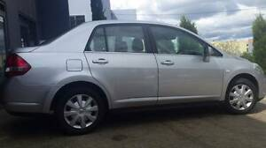 2009 Nissan Tiida Sedan Somerton Hume Area Preview