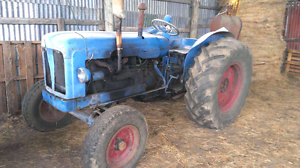 Fordson Power Major Warragul Baw Baw Area Preview