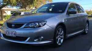 2008 Subaru Impreza Hatchback Bundall Gold Coast City Preview