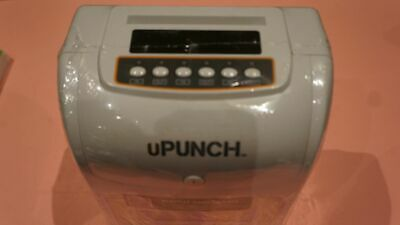 Upunch Hn3000 Time Clock Terminal Punch Cards