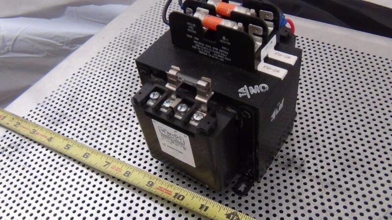 Micron Impervitran B350BTZ13RP Control Transformer - Excellent Condition !!