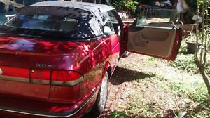 Immaculate 98 Saab 900s Convertible w ton of spares Byron Bay Byron Area Preview