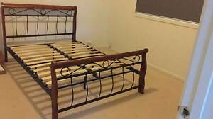 2 identical Double Bed Frame for $200 West Melbourne Melbourne City Preview