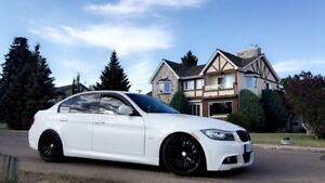 2010 BMW 335i E90 N54 6speed manual! Rare sedan. M-Sport Package