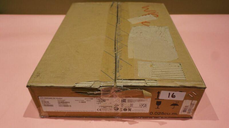 HP MSR2003 JG411A-61002 AC ROUTER