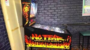 Pinball Machine - NoFear Newcastle Newcastle Area Preview