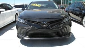 2018 Toyota Camry LE CAMRY DEMO WOW