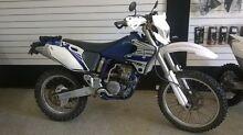2001 Yamaha Wr250f registered Merrimac Gold Coast City Preview