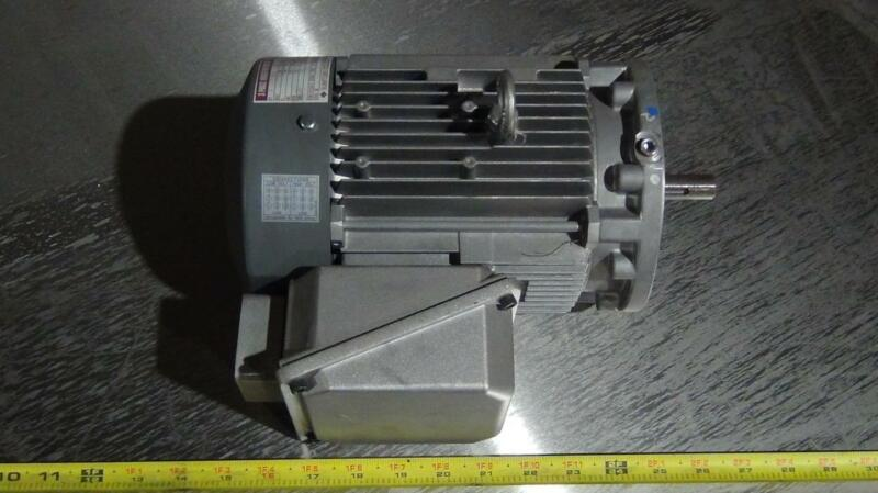 Sumitomo V-80M 1hp 230/460volt 1740rpm Electric Motor - NEW in Box