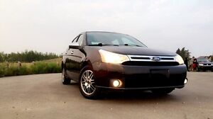 2010 Ford Focus SE! Well maintained! Low mileage!