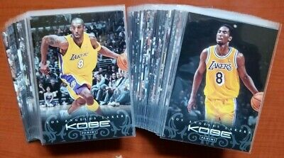KOBE BRYANT Black Mamba 2012-13 Panini Anthology NBA - You Pick Any Card