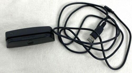 Magtek Magnetic Strip Card Reader Model #21073062 with USB
