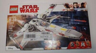 LEGO Star Wars 75218 X-Wing Starfighter Luke Biggs * NEW * SEALED *