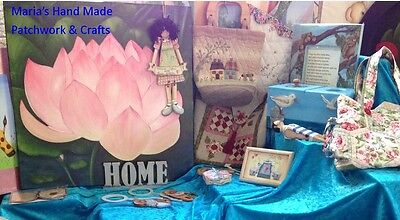 Maria'sHandmadePatchwork and Crafts