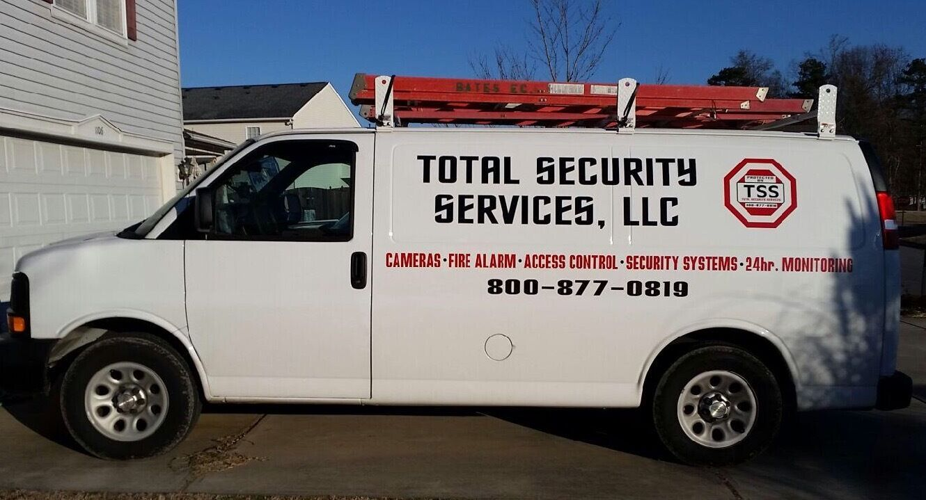 Total Security Services LLC