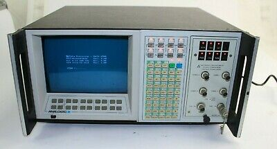 Analogic 6500 Data Precision With 611 Waveform Analyzer 4-channel Plug-in Module