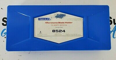 Histoline Microtome Blade Holder 8524 For Paraffin Sectioning