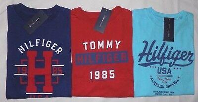 TOMMY HILFIGER KIDS BOYS' GRAPHIC T-SHIRT, SIZE: 5,6 & 7 (Hilfiger Kids)