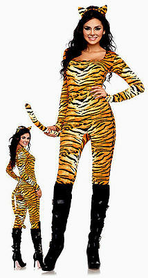 Halloween Costume Wild Tigress Costume 83895 Leg Avenue - Wild Tigress Kostüm