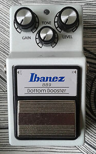 Ibanez Guitar Pedals Priced to Go!