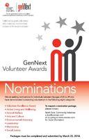 GenNext Volunteer Awards