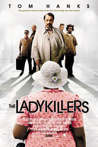 The Ladykillers (2004) VHS