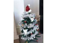 Christmas tree+decoration