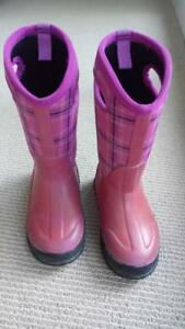 BOGS winter boots Girls, Size US13
