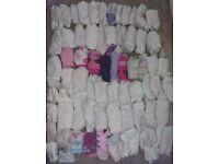 Girls school socks,trainer socks etc shoe size 6-8.5