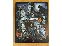Uncharted 4 PS4 - great condition