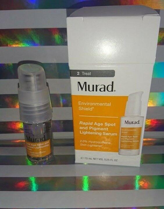NEW MURAD Rapid Age Spot and Pigment Lightening Serum 0.25fl