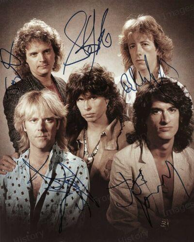 8x10 Print Aerosmith Steven Tyler Joe Perry 1970
