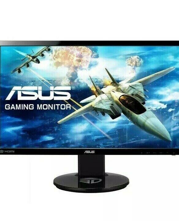 ASUS VG248QE 24inch Full HD 144Hz 1ms Gaming Monitor