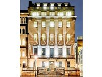 HOLBORN Office Space To Let - WC2A Flexible Terms | 2-58 People