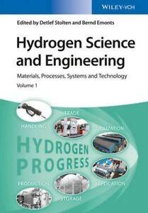 Hydrogen Science and Engineering, Detlef Stolten